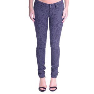 Authentic Genetic Denim Skinny Ankle Jeans Pant 24